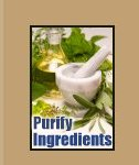 Purify Ingredients