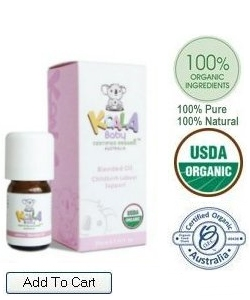 Koala Blend Oil - Childbirth Labor Support