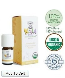 Koala Blend Oil - 2nd & 3rd Trimester Support