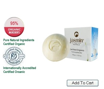 Jasmin Purifying Body Bar