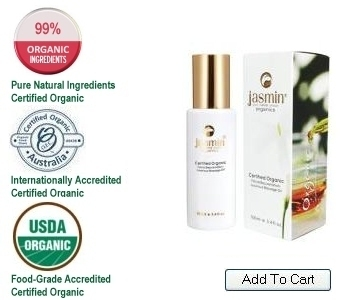 Jasmin Skin Regeneration Massage Oil