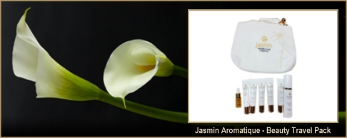 Jasmin Aromatique Beauty Travel Pack (The Essential 7)